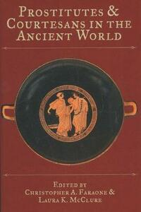 Prostitutes and Courtesans in the Ancient World - cover