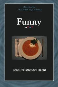 Funny - Jennifer Michael Hecht - cover