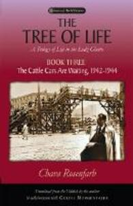 The The Tree of Life - Chava Rosenfarb - cover