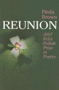 Reunion - Fleda Brown - cover