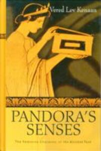 Pandora's Senses: The Feminine Character of the Ancient Text - cover