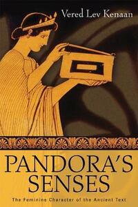PANDORA'S SENSES - cover