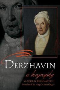 Derzhavin: A Biography - Vladislav Khodasevich - cover