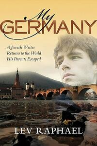 My Germany - Lev Raphael - cover