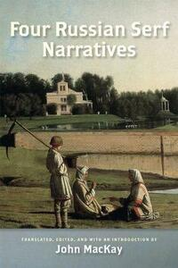 Four Russian Serf Narratives - cover
