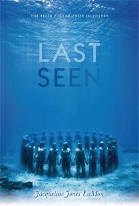 Last Seen - Jacqueline Lamon - cover