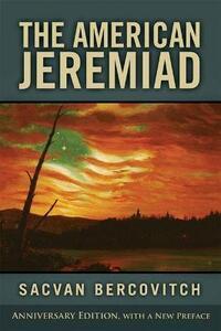 The American Jeremiad - Sacvan Bercovitch - cover