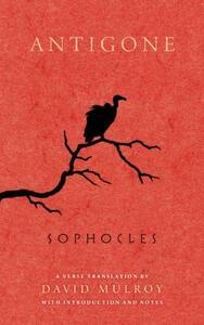 Antigone - Sophocles - cover