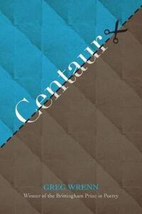 Centaur - Greg Wrenn - cover