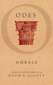 Odes - Horace - cover