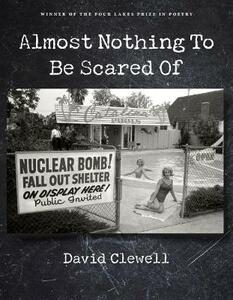 Almost Nothing to Be Scared Of - David Clewell - cover