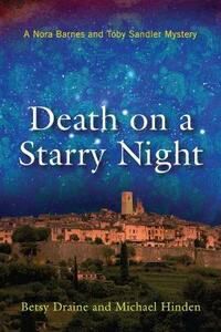 Death on a Starry Night - Betsy Draine,Michael Hinden - cover