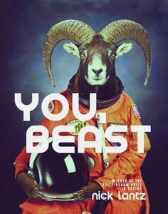 You, Beast: Poems - Nick Lantz - cover