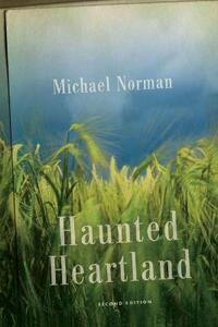 Haunted Heartland - Michael Norman - cover