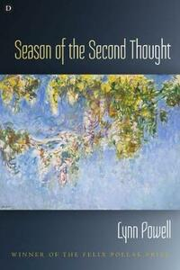Season of the Second Thought - Lynn Powell - cover