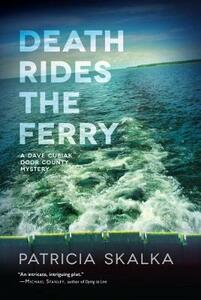 Death Rides the Ferry - Patricia Skalka - cover