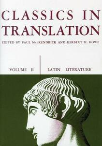 Classics in Translation - cover