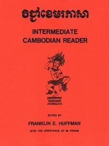 Intermediate Cambodian Reader - cover