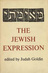 The Jewish Expression - cover