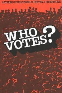 Who Votes? - Raymond E. Wolfinger - cover