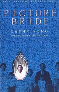 Picture Bride - Cathy Song - cover
