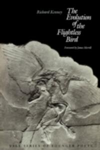 The Evolution of the Flightless Bird - Richard Kenney - cover