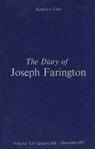 The Diary of Joseph Farington: Volume 13, January 1813 - June 1814, Volume 14, July 1814 - December 1815 - Joseph Farington - cover