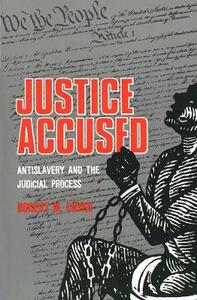 Justice Accused - Robert M. Cover - cover