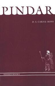Pindar - D. S. Carne-Ross - cover