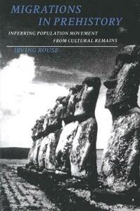Migrations in Prehistory - Irving Rouse - cover