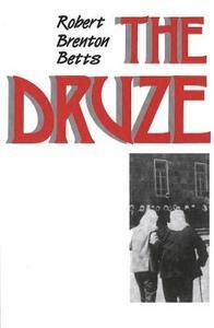 The Druze - Robert Brenton Betts - cover