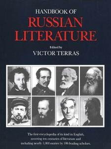 Handbook of Russian Literature - cover