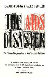 The AIDS Disaster: The Failure of Organizations in New York and the Nation - Charles Perrow,Mauro F. Guillena - cover