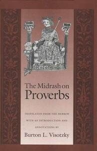 The Midrash on Proverbs - cover