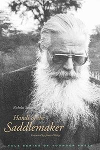 Hands of the Saddlemaker - Nicholas Samaras - cover