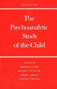 The Psychoanalytic Study of the Child: Volume 48 - cover