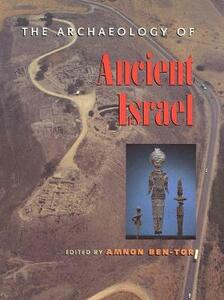 The Archaeology of Ancient Israel - cover