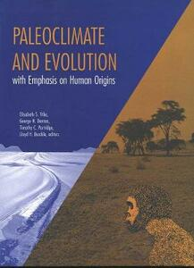 Paleoclimate and Evolution, with Emphasis on Human Origins - cover