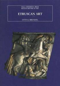 Etruscan Art - Otto J. Brendel - cover