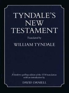 Tyndale's New Testament - cover