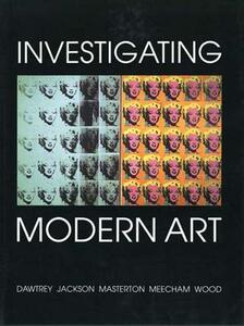 Investigating Modern Art - cover