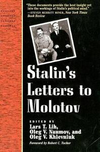 Stalin's Letters to Molotov: 1925-1936 - Joseph Stalin - cover