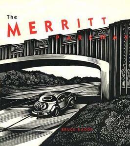 The Merritt Parkway - Bruce Radde - cover