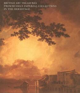 British Art Treasures from Russian Imperial Collections in the Hermitage - cover