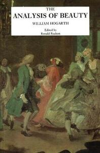 The Analysis of Beauty - William Hogarth - cover