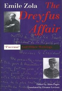 The Dreyfus Affair: Jaccuse and Other Writings - Emile Zola - cover