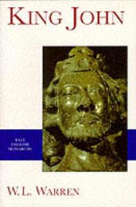 King John - W. L. Warren - cover