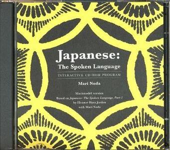 Japanese: The Spoken Language - Eleanor Harz Jordan,Mari Noda - cover