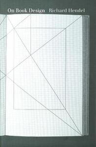 On Book Design - Richard Hendel - cover