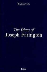 The Diary of Joseph Farington: Index Volume - Joseph Farington - cover